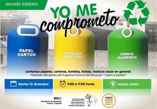 Armstrong. Nueva Jornada «Yo me Comprometo».