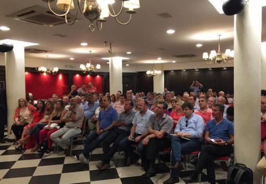 Legisladores e Intendentes Radicales elaboran agenda de trabajo conjunta