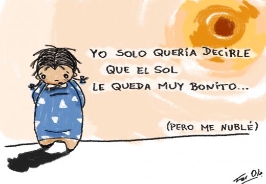 De repente René: «Sol» – Por Fer Ola