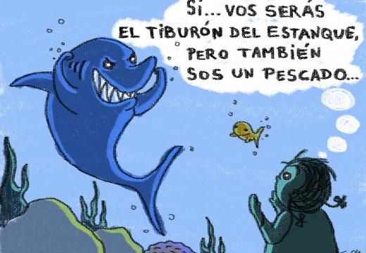 De repente René: «Pescado» – Por Fer Ola