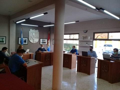 Comunicado: Concejo  Municipal  de Armstrong.