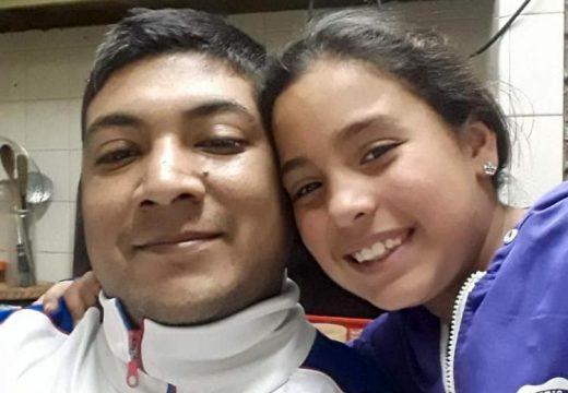 Tiene 11 años y le salvó la vida a su padre, en Montes de Oca.