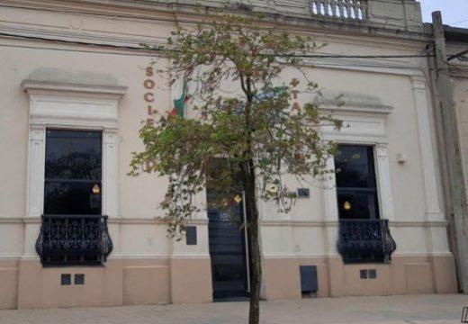 Millonario robo a la Sociedad Italiana de Correa.