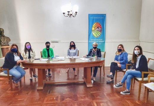 Cañada de Gómez. Convenio entre Municipalidad y Provincia para fortalecer Área de la Mujer.