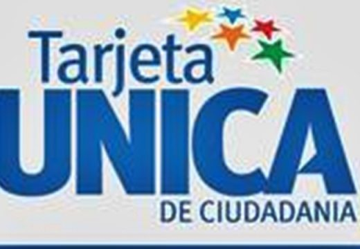 La provincia acreditará el 20 de febrero los fondos de la Tarjeta Única de Ciudadanía.
