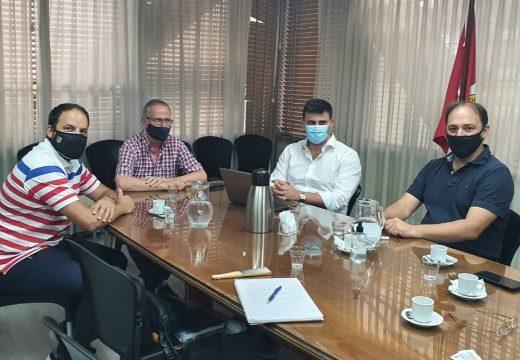 «Necesitamos mayor frecuencia de colectivos Armstrong-Rosario». Emiliano Gramigna.