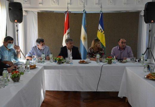 Aporte de Vialidad Nacional para Municipios y Comunas de Santa Fe.