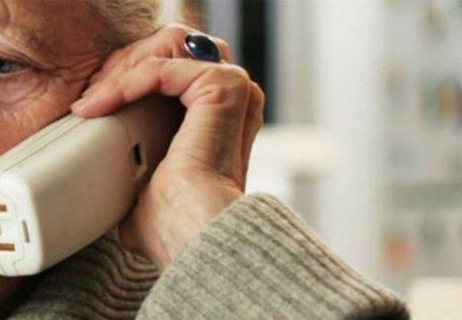 Armstrong. Intento de estafas telefónicas a abuelos de la ciudad.