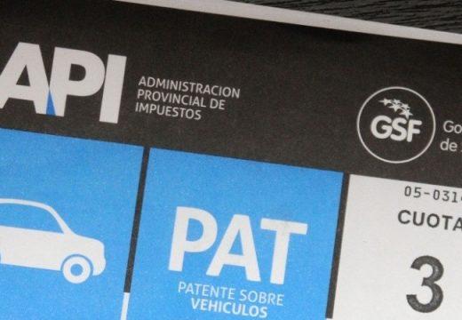 Aumento de patente en Santa Fe: ¿cómo tramitar la devolución si ya pagaste el total?