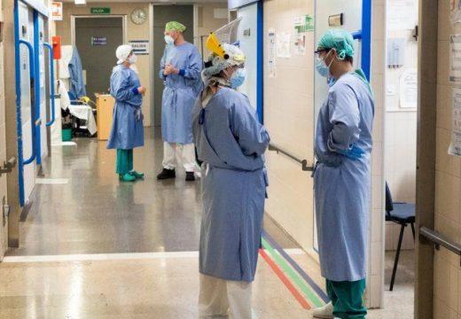 Desesperado pedido de «nuevas y más severas» medidas de los médicos.