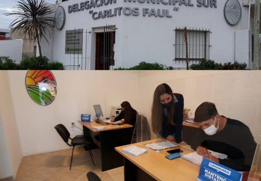 Cañada de Gómez. El municipio refuerza el call center para el aislamiento y asistencia covid-19.