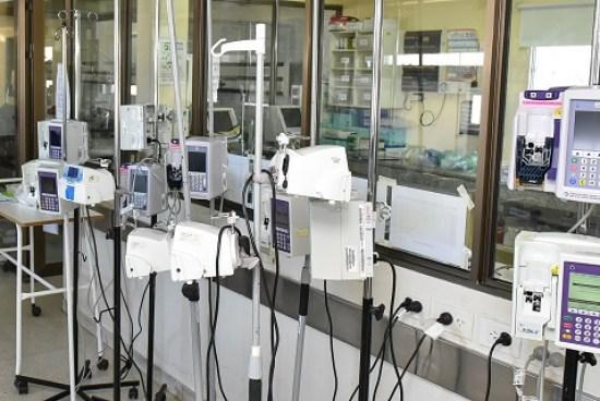 Covid-19: La provincia recibió 29 respiradores automáticos nuevos para enfrentar la pandemia.