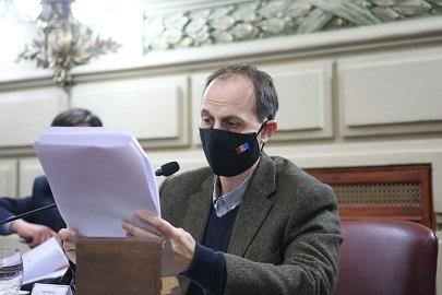 """Rasetto insiste con la regulación de las ferias como """"La Salada""""."""