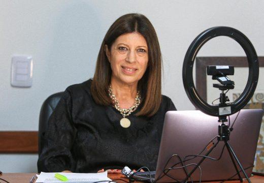 Clara García encabezará la lista al Senado nacional, acompañada por Mónica Fein a diputados.