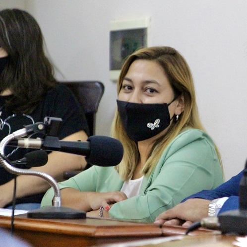 Cañada de Gómez. Marisel Loyola promueve proyecto juventudes inclusivas.