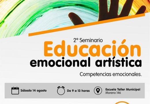 Armstrong. Segundo seminario de Educación Emocional Artística.