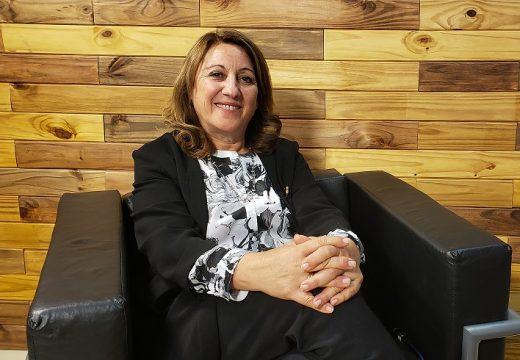 Deliberando: Sec. de Gno. Daniela Pérez y Candidata a Dip. Nac. Mónica Fein.