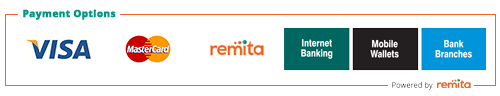 Powered by Remita