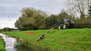 landmine clearing equipment