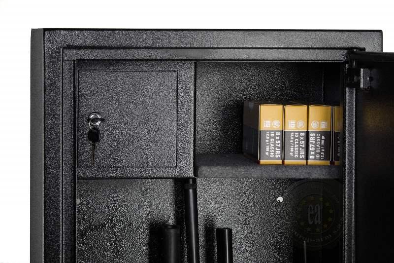 buffalo river armoire forte 10 armes avec lunettes coffre interieur boutique www armurerie reunion com