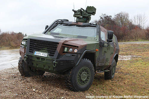 AMPV Armoured Multipurpose Vehicle