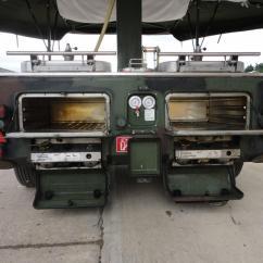 Kitchen Equipment For Sale Brizo Venuto Faucet Karcher Tfk 250 Army Mobile Field Trailer Ex Mod