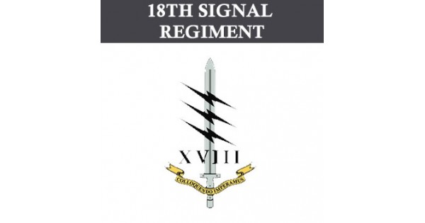 18th Signal Regiment