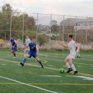 Warrior Soccer: Game vs. Dana Hills