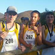2nd Annual High Tech H.S. North County Cross County Small Schools Invite