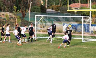 Soccer - Header into the Goal
