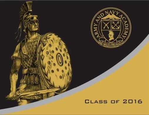 graduation announcements ana military