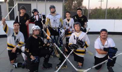 San Diego High School Club Hockey