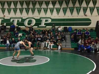 Army and Navy Academy High School Wrestling in San Diego County