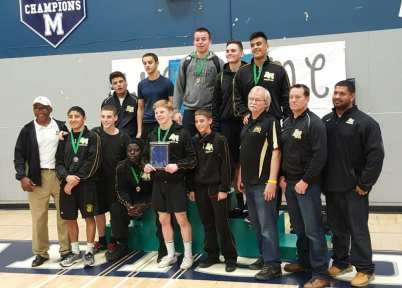 San Diego High School Wrestling