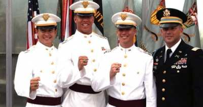 West Point Grads from Army and Navy Academy