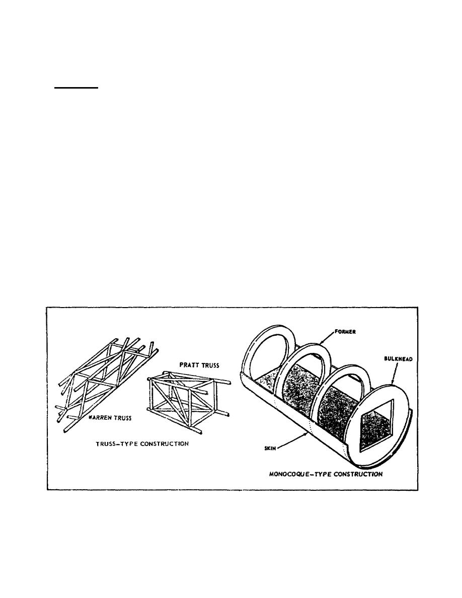 Figure 1-3. Fuselage Construction.