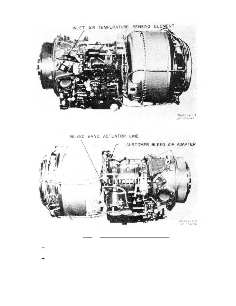 Figure 3.7. Compressor Blade Cleaning.