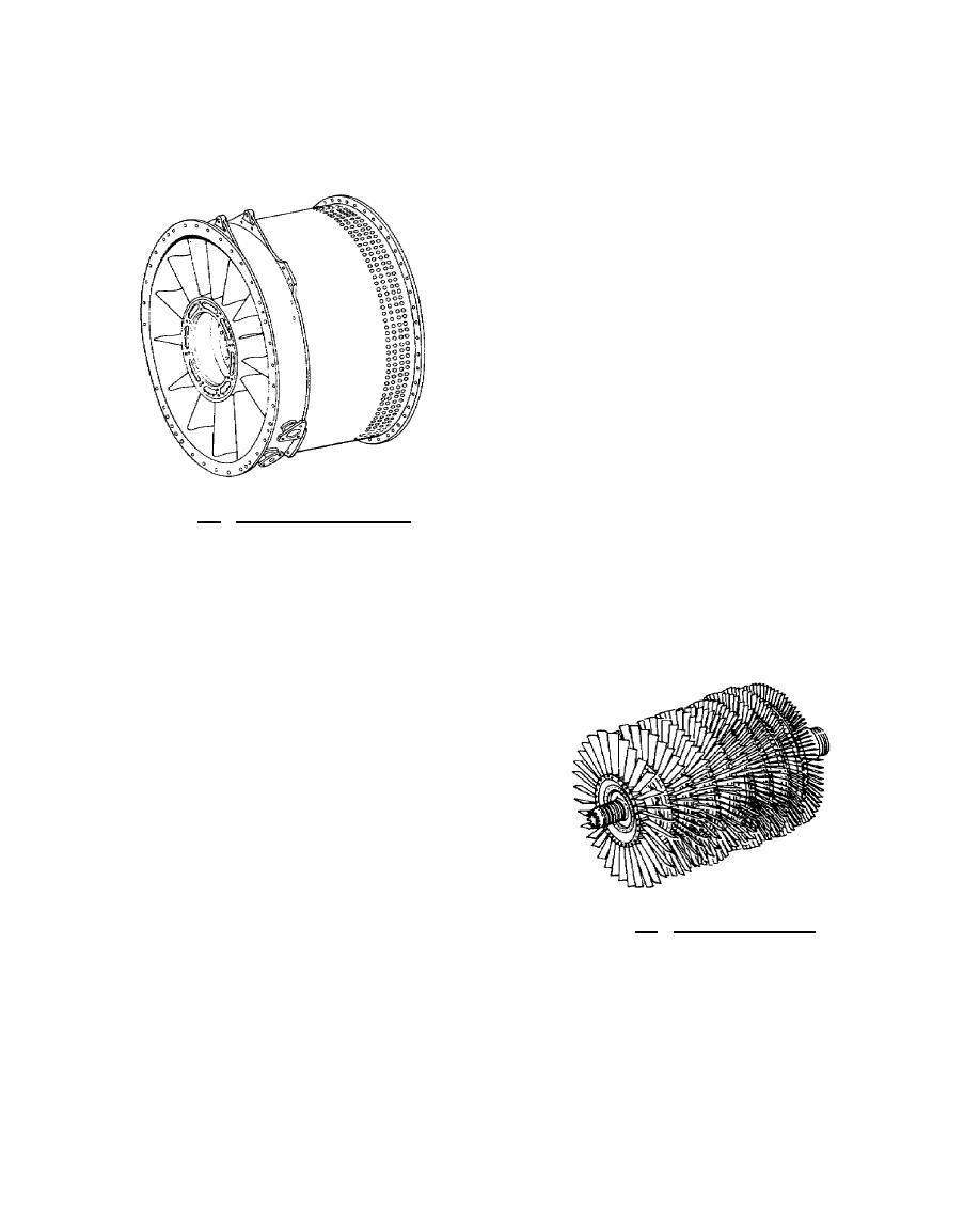 Figure 8.3. Compressor Inlet Case.