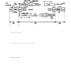 2w 4w telephone communication system block diagram  [ 918 x 1188 Pixel ]