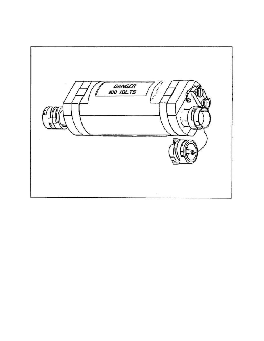 Figure 2-6. Restorer, pulse form TD-206B/G.
