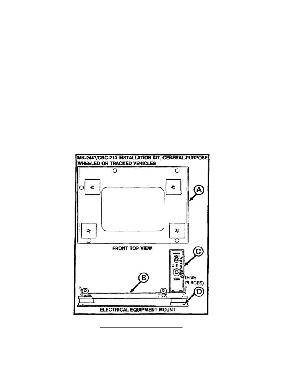 Figure 3. MK-1447/GRC-213.
