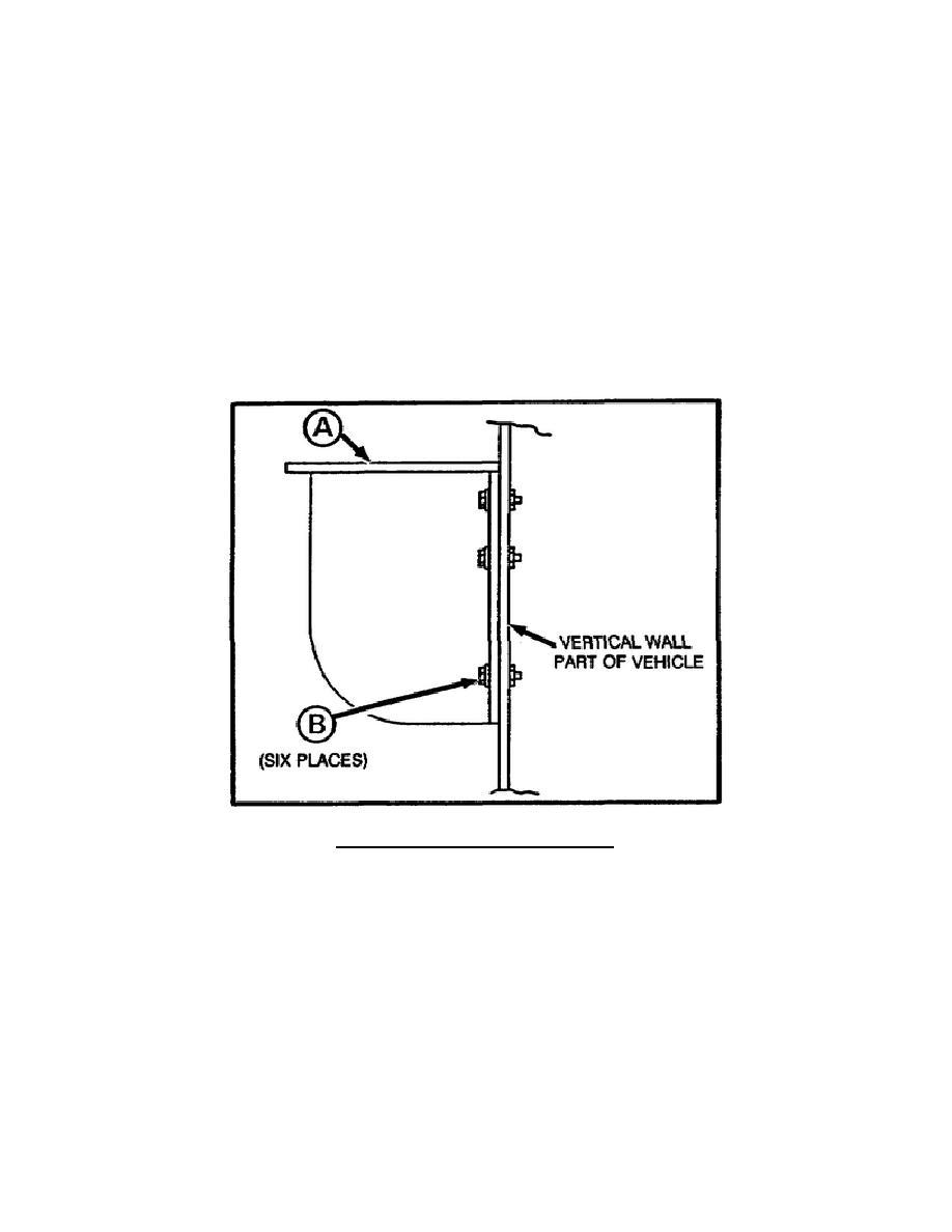 Figure 4. Antenna bracket.
