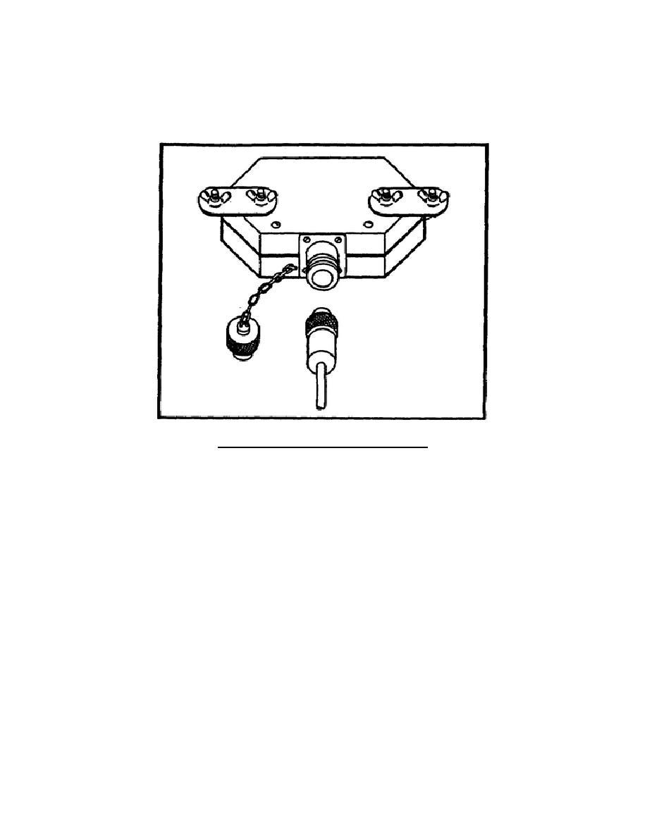 Figure 15. AN/GRA-50 antenna.