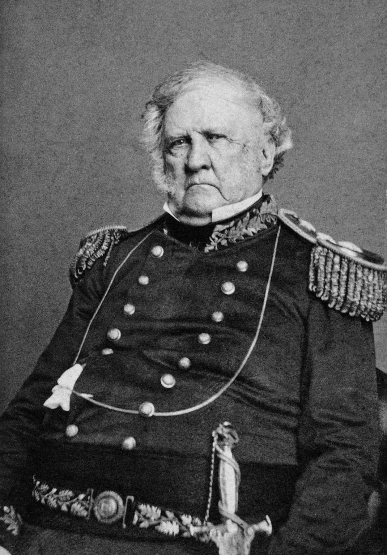 Brevet Lieutenant General Winfield Scott The Campaign