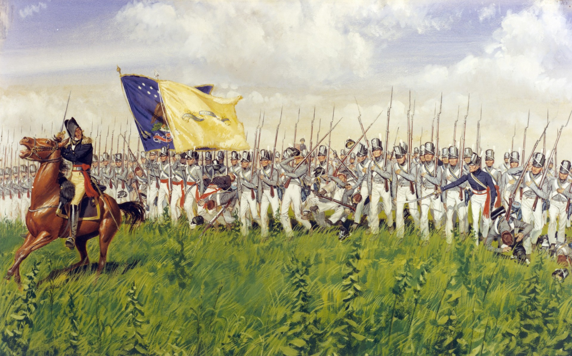 The War Of On The Niagara River The Campaign For