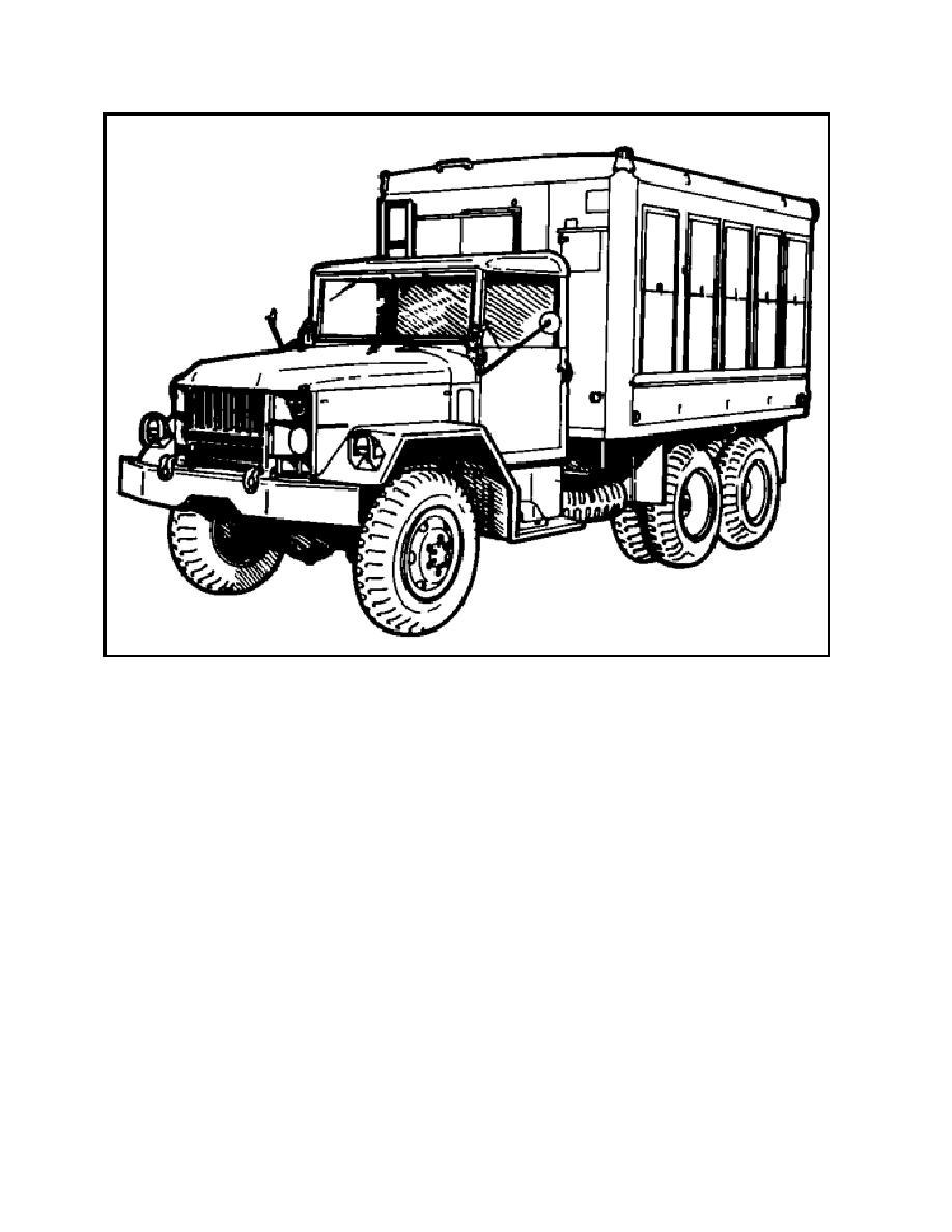 Figure 14. M109A2 Van Truck
