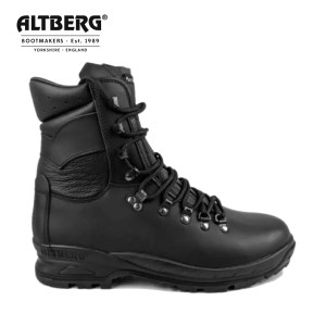 Altberg Peacekeeper P1 Original Black Boot.
