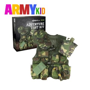Kids Adventure Vest Set