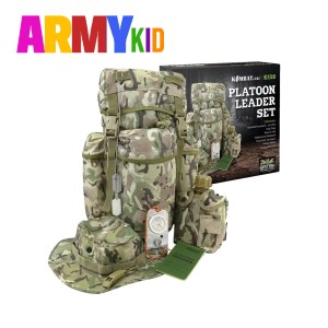 Kids Platoon Leader Set