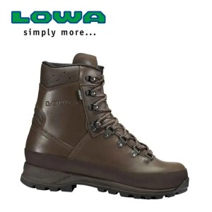 Lowa Mountain GTX Boot – MOD Brown